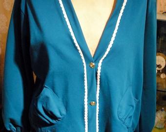 chaqueta de primavera 100% algodón