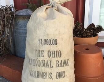 Cloth Money Bag