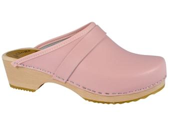 Original pink Sweden clogs