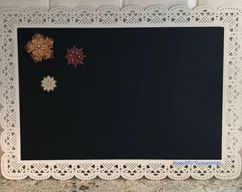 Magnetic Backed Blackboard