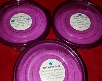 Lavender Freshening Carpet Deodorizer