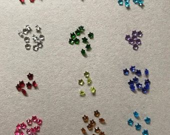 Floating Birthstone Charms