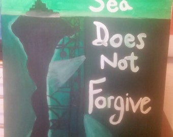The Sea Does Not Forgive