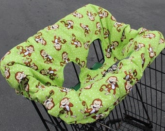 Shopping Cart Seat Cover for Babies ~ #23B-1107