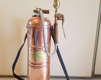 Flashlight Muratori sprayer