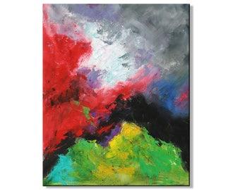 Original Abstract Acrylic Painting Large Wall Art Canvas Modern Art On Canvas Original Art.