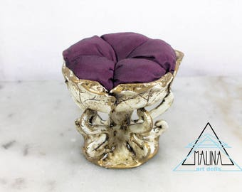 Stool for bjd doll OOAK