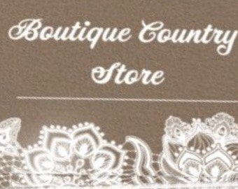 Boutique Country Store