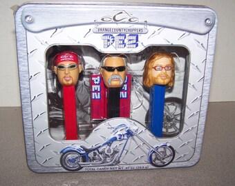 Collectible O.C.C Pez Set