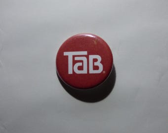 Tab Soda pin/magnet