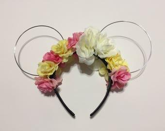 Pink Lemonade ears