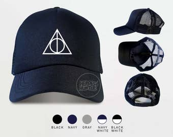 Deathly Hallows Hats Harry Potter Caps