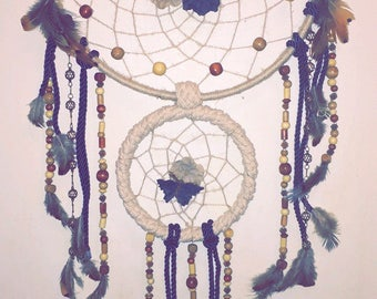 Earth Tone Dreamcatcher