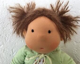 Tilda - fabric doll Waldorf way