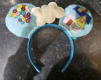 Mickey Mouse Ears - Up / Disney Headband