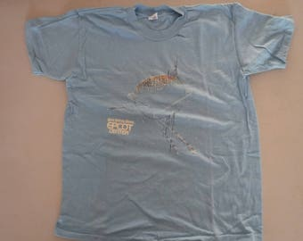 vintage Walt Disney World Epcot t shirt L large