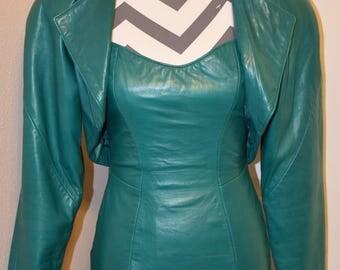 Vintage North Beach Leather