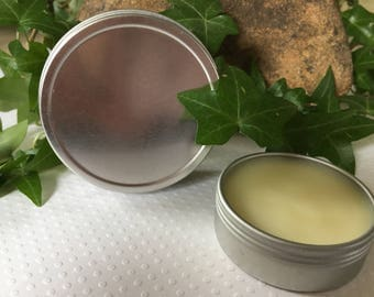 Foot Balm. Eucalyptus Mint