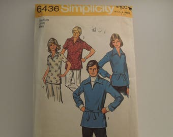 Simplicity 6436 Sewing Pattern vintage