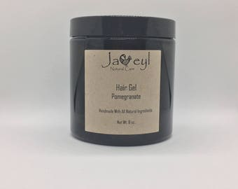 Natural Handmade Hair Gel
