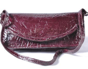 CHANTAL/Purple Shoulder Bag