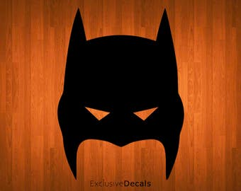 BATMAN DECAL, macbook decal batman, car decal batman, laptop decal batman, yeti decal batman, batman stickers, decal dc, decal bat, vinyl