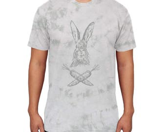 Glorious Creatures - Jolly Rogers Rabbit Mens Premium T Shirt