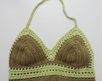 crochet top Amelie