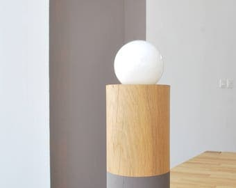 Moon color lamp