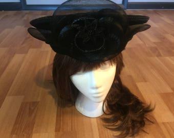Black Inverted Hat