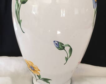 Tiffany Floral. Large Vase