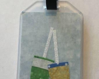 Buoy Fabric  Luggage Tag