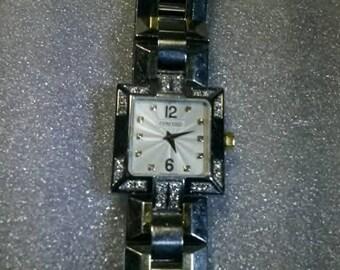 """Ladies Concord Diamond Watch """"La Scala"""" 38 diamonds 14-25-0562 s"""