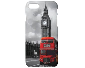 London red bus iPhone 7 case iPhone 7 plus case iPhone 6s case iPhone 6 iPhone 6s plus iPhone 6 plus iPhone 5s case iPhone SE iPhone 4s case