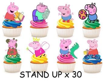 44 Best Of Cake Decoration Peppa Pig