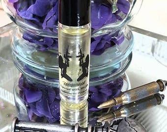 Vengeance  Essential Oil Roll-On Perfume