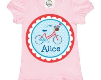 Patriotic Bike shirt