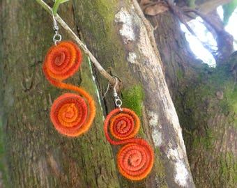 ying yang spirals