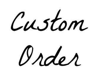 Custom Engraving On Back for Angela