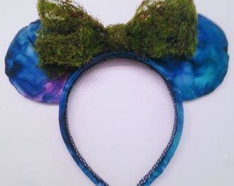 Pandora Ears, Avatar Minnie Ears, Custom Minnie Ears