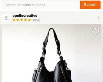 Opelle lotus bag
