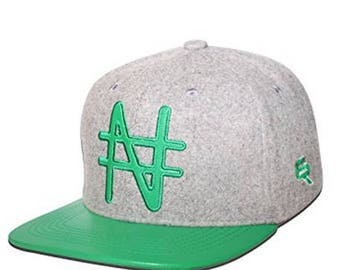 "Go Rep Nigeria ""Naira Currency"" Snapback Hat Cap"