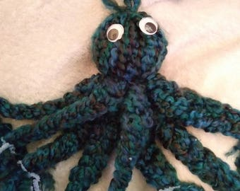 Octi the Octopus! Yarn Doll
