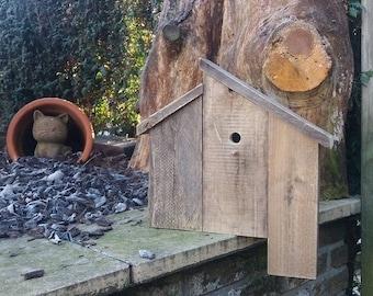 Nesting box for birds