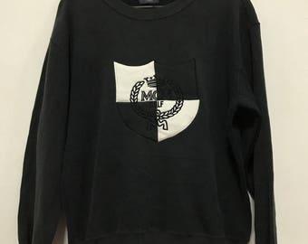 FREE SHIPPING!!!Vintage 90's MCM Sweatshirt size Large