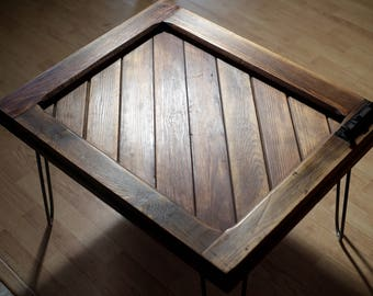 Reclaimed Rustic Antique Coffee Table