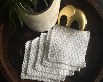 Multipurpose Cotton Cloths-Set of 5