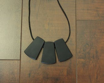 Tribal Trapezoid Teething Necklace