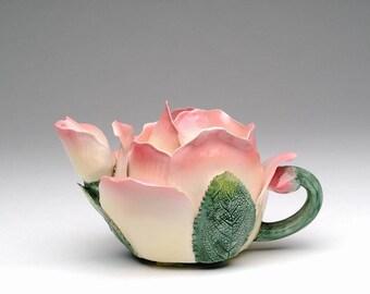 Rose Teapot (801-41)