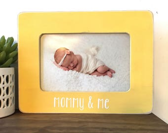 Personalized Picture Frame Gift // Personalized Gift // Baby Gift // Birthday Gift